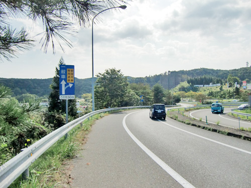 仙台西道路