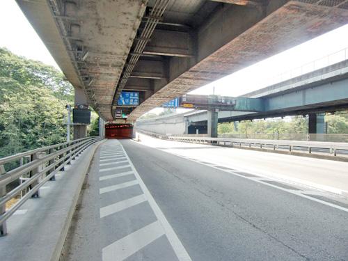 仙台西道路_トンネル