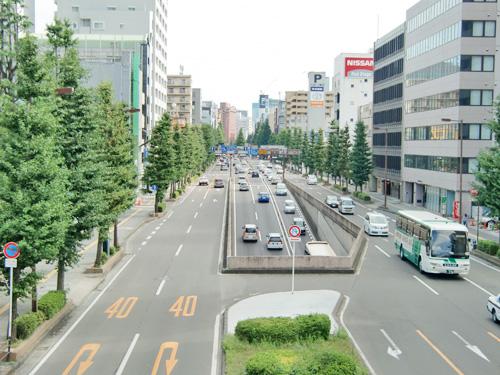 仙台西道路出口